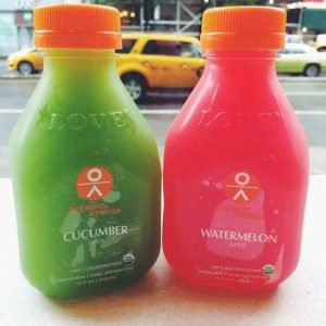 Amazon 500ml short square juice smoothie tea glass bottle on stock
