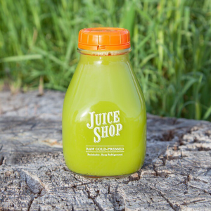 USA popular 500ml pressed juice smoothies glass bottle custom logo