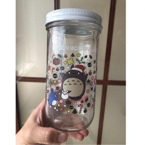 22oz milk tea glass bottle