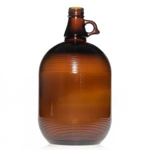 2L 4L beer growler 64oz 128oz beer glass bottle custom printings