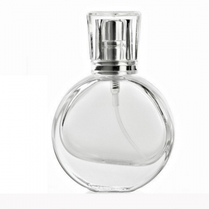 Round 20ml 30ml perfume glass bottle