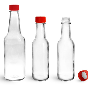 150ml hot sauce chilli woozy paste glass bottle leak-proof