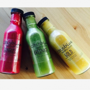 Supplier 12oz 350ml organic juice glass bottle custom logo