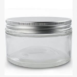 50ml glass jar straight sided off