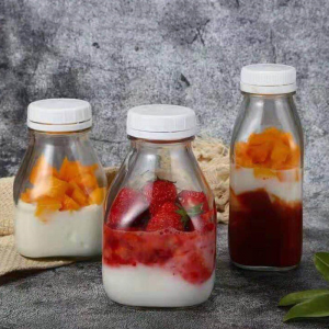250ml 350ml juice tea glass bottle