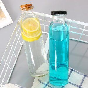 soda waters glass bottle in bulk