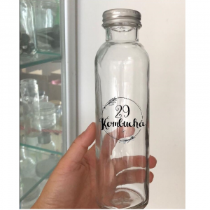 juice glass bottle in bulk