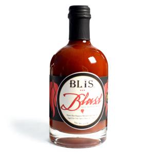 Cheap round glass spicy sauce jar custom label