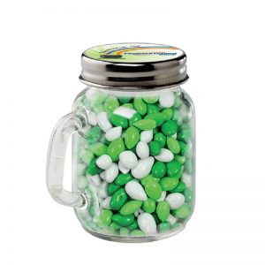 120ml mini mason glass jar for candy pepper and salt